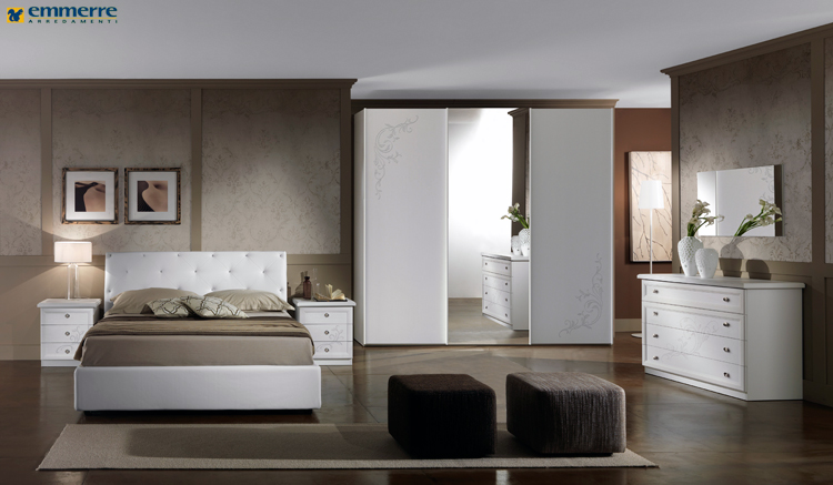 Arredamento salvaspazio camera da letto design casa for Arredamento camera matrimoniale