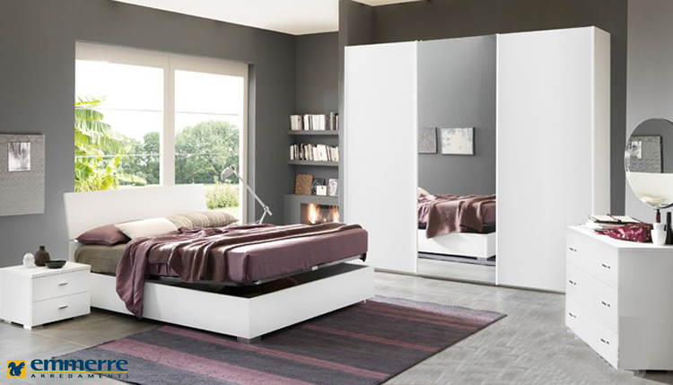 Armadio camera da letto scavolini design casa creativa e for Leone arredamenti roma
